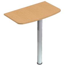 Стол приставной на опоре ОПРн-070