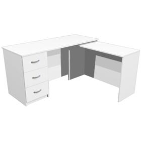 Стол для кабинета врача угловой СТ-04