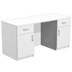 Стол для кабинета врача с 2 ящиками СТ-10-150