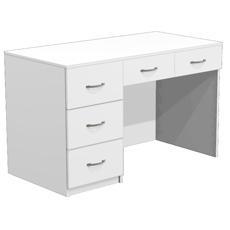 Стол для кабинета врача с 5 ящиками СТ-15