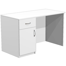Стол для кабинета врача с 1 ящиком СТ-18-120