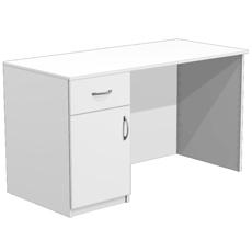 Стол для кабинета врача с 1 ящиком