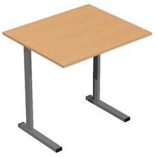 Письменный стол на мет. карк. ОСТм-080