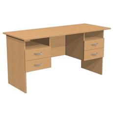Двухтумбовый стол учителя