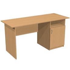 Письменный стол с тумбой ОСТ-140-т