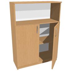 Шкаф для документов ШДД-111-080-п
