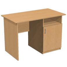 Письменный стол с тумбой ОСТ-110-т