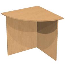 Стол приставной (радиус)