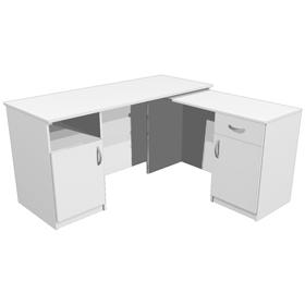 Стол для кабинета врача угловой СТ-05