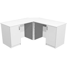 Стол для кабинета врача угловой СТ-06