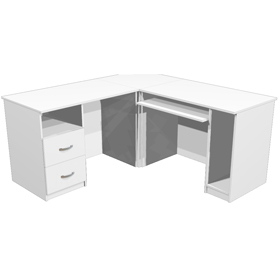 Стол для кабинета врача угловой СТ-07