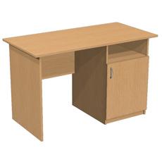 Письменный стол с тумбой ОСТ-120-т