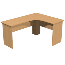 Письменный стол угловой ОСТу-150-120