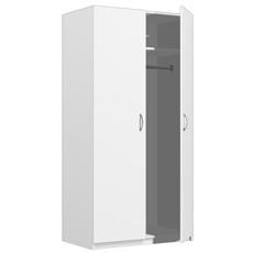 Шкаф для одежды двухдверный ШК-02-090