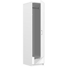 Шкаф для одежды узкий с ящ. ШК-04