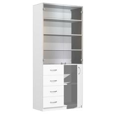 Шкаф для лаборат. посуды ШЛ-01