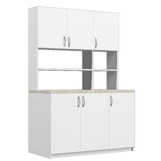 Шкаф - стеллаж лабораторный ШЛ-06