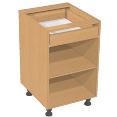 Кухонная тумба б/ф с 1 ящиком