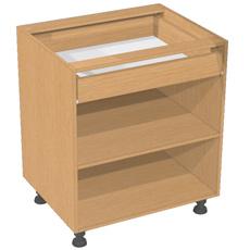 Кухонная тумба б/ф с 1 ящиком ШС1яп-70