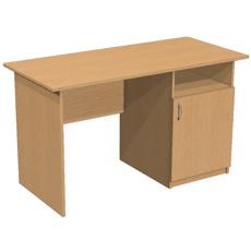 Письменный стол с тумбой ОСТ-130-т