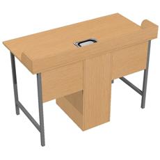 Стол лабораторный для каб. химии 2м